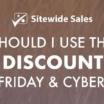 Banner for post: Should I use the same discount code on Black Friday and Cyber Monday?