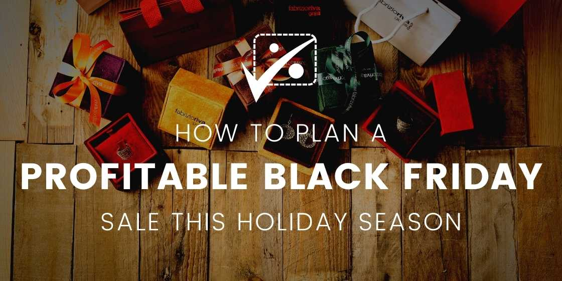 Banner image for How to Plan a Profitable Black Friday Cyber Monday Promotion