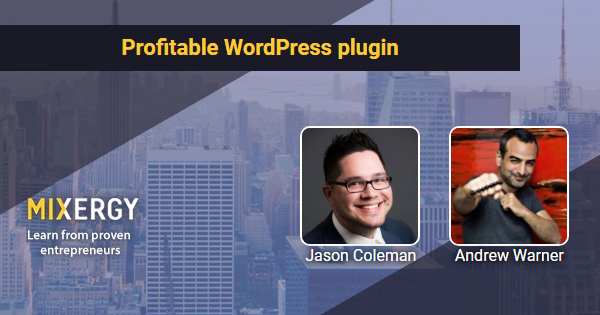 Banner graphic for Profitable WordPress Plugin