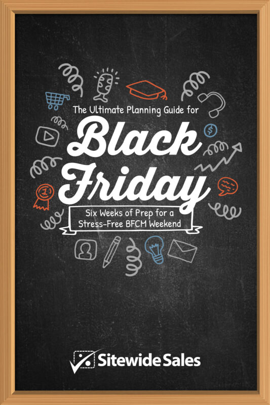 Cover for The Ultimate Planning Guide for Black Friday book