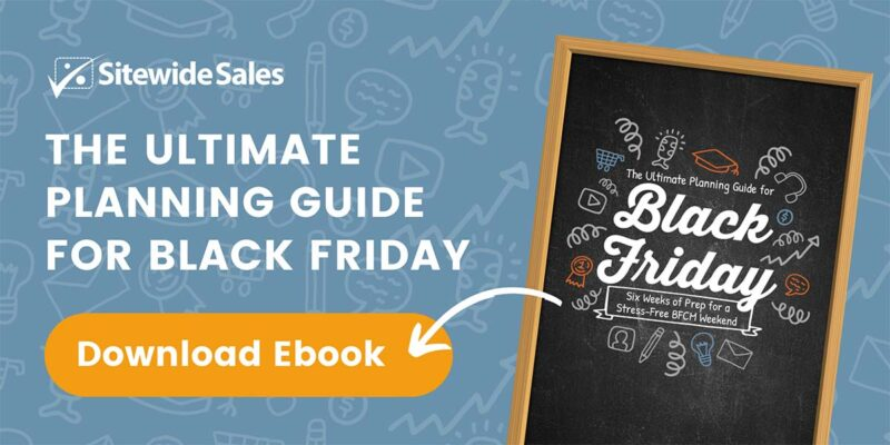 Banner for The Ultimate Planning Guide for Black Friday book